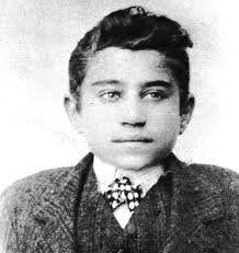 Antonio at age 15, 1906