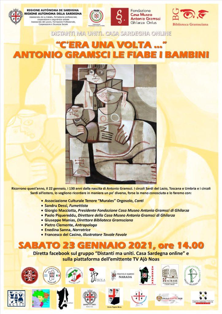 Antonio Gramsci_le fiabe